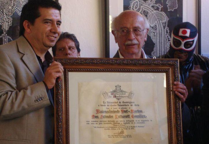 Don Salvador Lutteroth (c) toda una vida dedicada a la Lucha Libre Mexicana. (tiemposdeenfoque.wordpress.com)