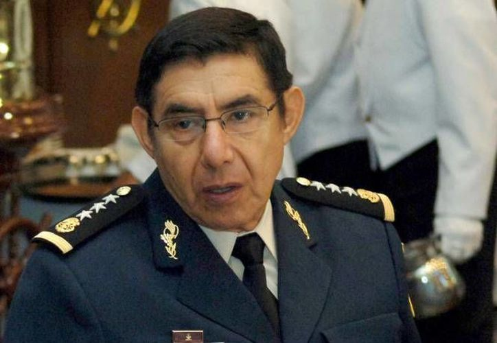 El extitular de la Marina, General Tomás Angeles Dauahare, fue detenido y arraigado en mayo de 2012. (Agencias)