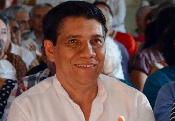 Mario Moreno Arcos, presidente municipal de Chilpancingo, negó acusaciones de que sostiene relación con la banda delictiva de 'Los Rojos'. (libertadguerrero.net)
