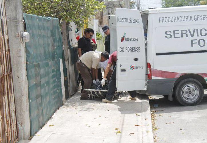 Del 2012 a la fecha, al menos 491 personas han resultado afectadas por homicidio doloso. (Archivo/SIPSE)