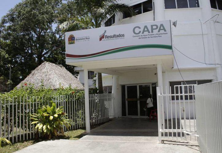 La Comisión de Agua Potable y Alcantarillado busca el pago de los insumos que le fueron robados así como del robo de agua. (Redacción/SIPSE)