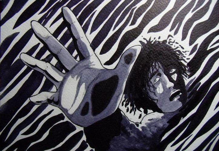 """A punto de morir ahogado, el joven yucateco pudo ver lo que pasaba """"fuera de su cuerpo"""". (Jorge Moreno/SIPSE)"""