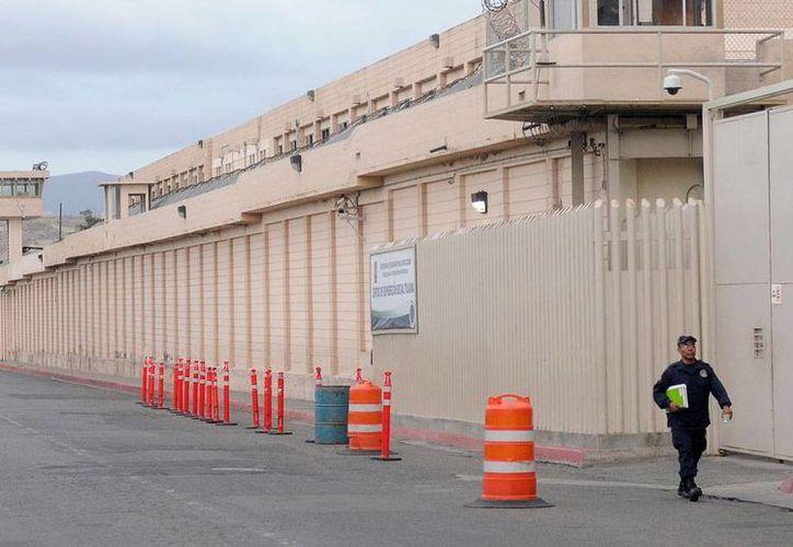 Uno de los lugares donde más se practica la tortura es, sin duda, la cárcel. Imagen de contexto de la penitenciaria de La Mesa, en Tijuana, Baja California. (NTX)
