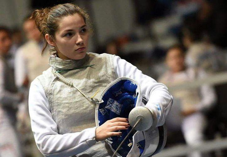 Celia Correa Rosado es una de las yucatecas que había ganado su oportunidad  para competir en Taiwan. (Milenio Novedades)