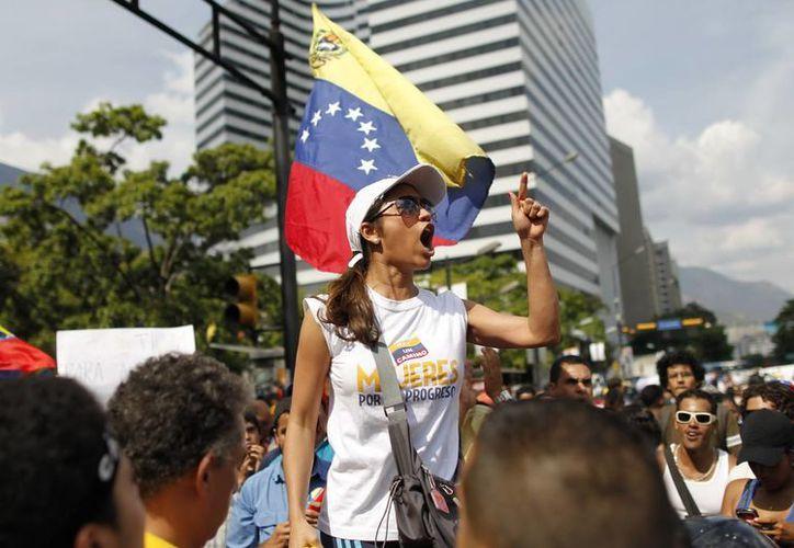 """Venezuela volvió a formar parte de la lista debido a los """"obstáculos"""" a la labor de los activistas. (EFE)"""