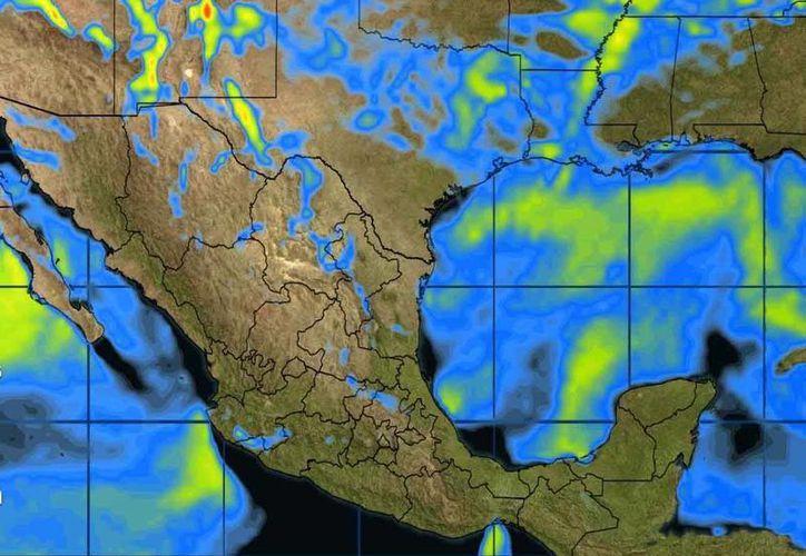 La probabilidad de  lluvias en Cancún es del cero por ciento. (Conagua)