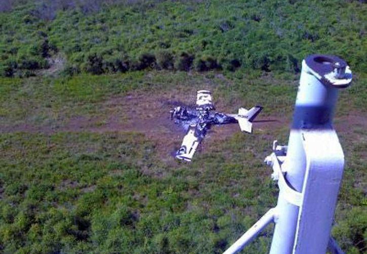 Las autoridades han detectado unas 80 pistas en la selva del Petén guatemalteco. (aviaciondeapie.com)