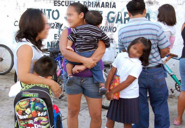 Yucatán registra uno de los incrementos más altos de Infecciones Respiratorias Agudas; los niños fueron los más vulnerables. Imagen de contexto. (Milenio Novedades)