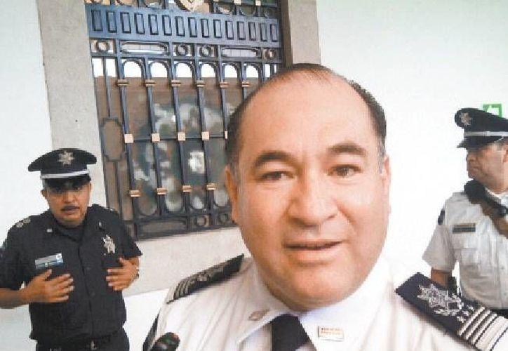 Enrique Galindo Ceballos, comisionado general de la Policía Federal. (Milenio)