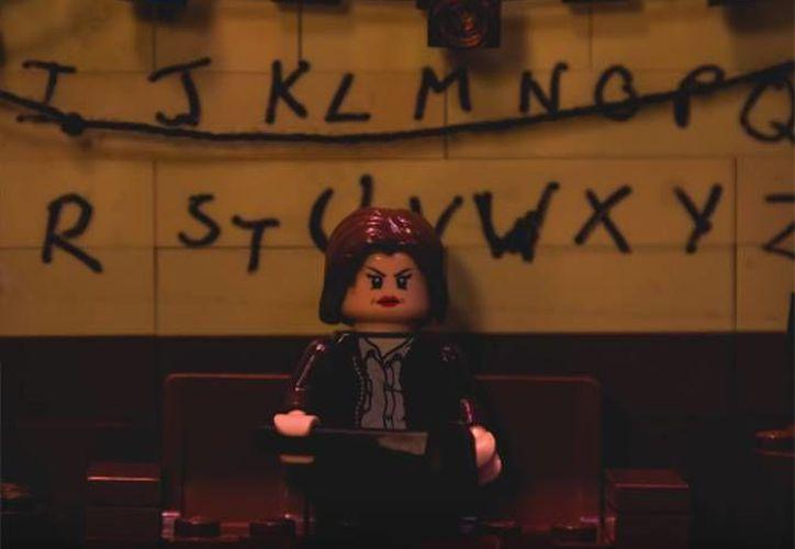 La sensación por Stranger Things crece y ahora la historia fue recreada con piezas de Lego. (Captura de pantalla/ Youtube)