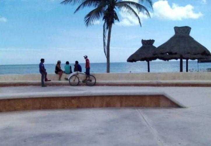 El Malecón Internacional de Progreso no pertenece al municipio pues no hay documentos  probatorios al respecto.  (Milenio Novedades)