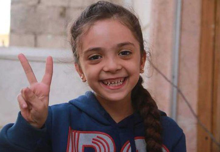 Soy una niña siria que sufrió bajo el régimen de Bashar al Asad y Putin. Apoyo las acciones de Donald Trump: Bana. (Twitter/@AlabedBana).