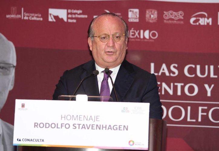 El gobernador de Morelos, Graco Ramírez, dijo que no tiene ningún referente de que el cártel de los Laredo opere en ese Estado. (Notimex/archivo)
