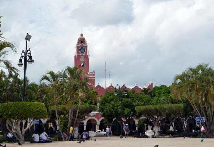 La Plaza Grande de Mérida. (Milenio Novedades)