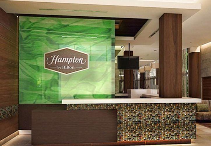 El nuevo hotel Hilton cuenta con 130 habitaciones y está ubicado frente frente al Centro de Convenciones Yucatán Siglo XXI. (hamptoninn3.hilton.com)