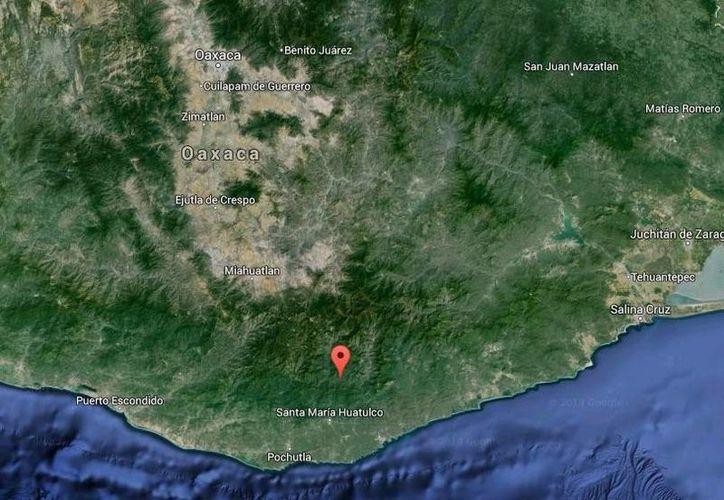 No está descartada la venganza por motivos personales en el caso del crimen contra el exalcalde de San Miguel del Puerto, Taurino Gopar, en Oaxaca. (Googlemaps.com)