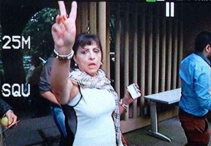 La regidora Guadalupe Barrera Auld es cuestionada por la prensa guanajuatense por realizarse una operación estética con recursos públicos. (Excélsior)