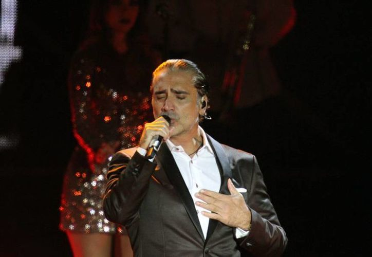 Alejandro Fernández lanzó el tema 'Sé que te duele' que viene acompañado de un video. La imagen es de archivo. (NTX)
