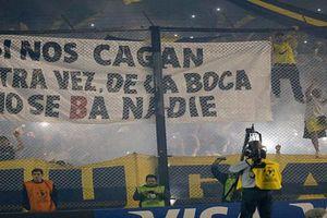 Escándalo en Boca vs River: hubo de todo, menos futbol