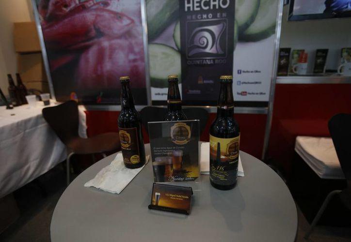Invitan a probar la primera cerveza artesanal que representa a Quintana Roo. (Israel Leal/SIPSE)