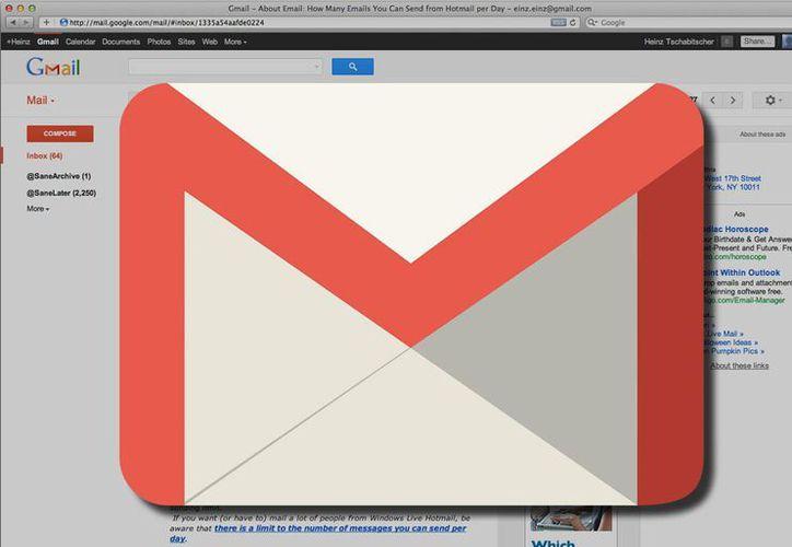 La actualización de Gmail traerá un diseño más limpio y actual a la interfaz. (Foto: Contexto)