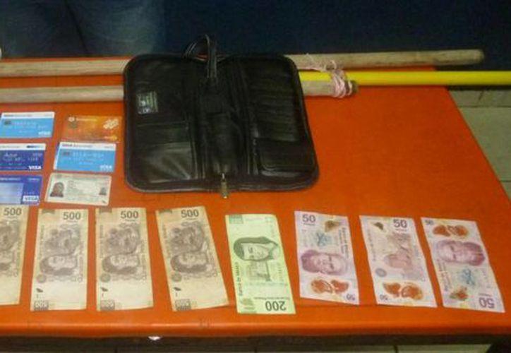 Un hombre frustró el robo de casi $3 mil pesos extraídos de la casa de su vecina. (Redacción/SIPSE)