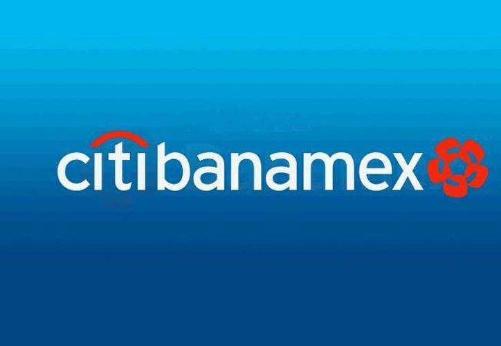 La nueva imagen de la unidad mexicana de Citigroup será incoporada en los nuevos cajeros y sucursales, que estima abrir a lo largo de los próximos 12 meses. (Oscar Obregón/expansion.mx)