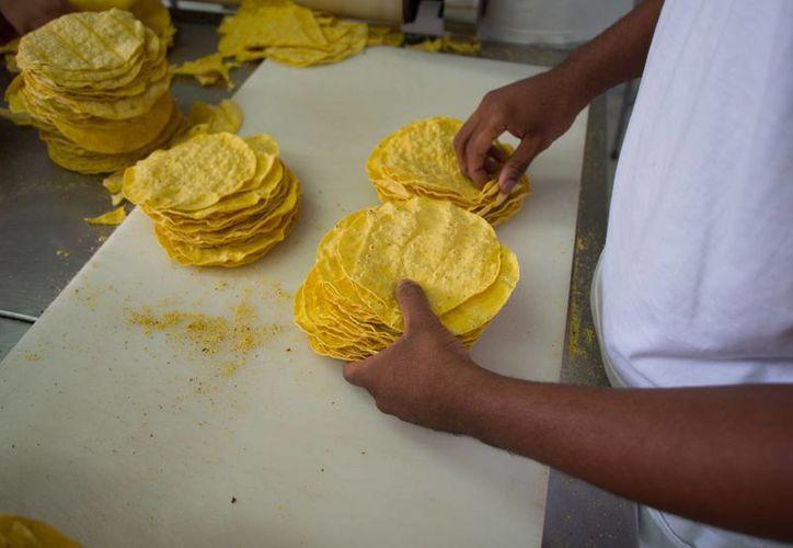 Las tortillas de Gary Urban tienen el sabor y la textura mexicanos que encanta a los comensales brasileños. (Notimex)