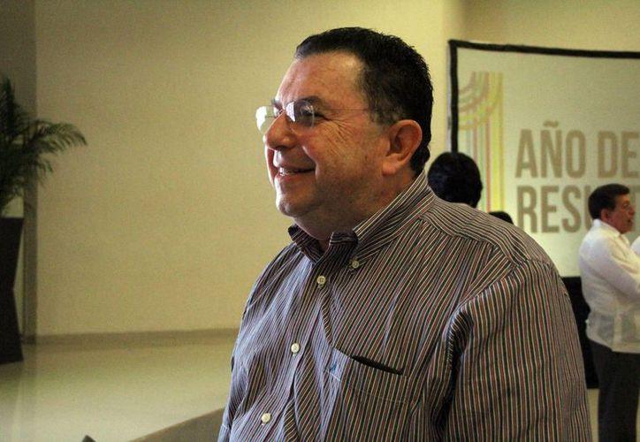 Jorge Escalante Bolio, director del Consejo Empresarial Turístico de Yucatán, reclamó que los hoteles ´pirata´ representan una competencia desleal para los empresarios del Turismo Premium. (SIPSE)