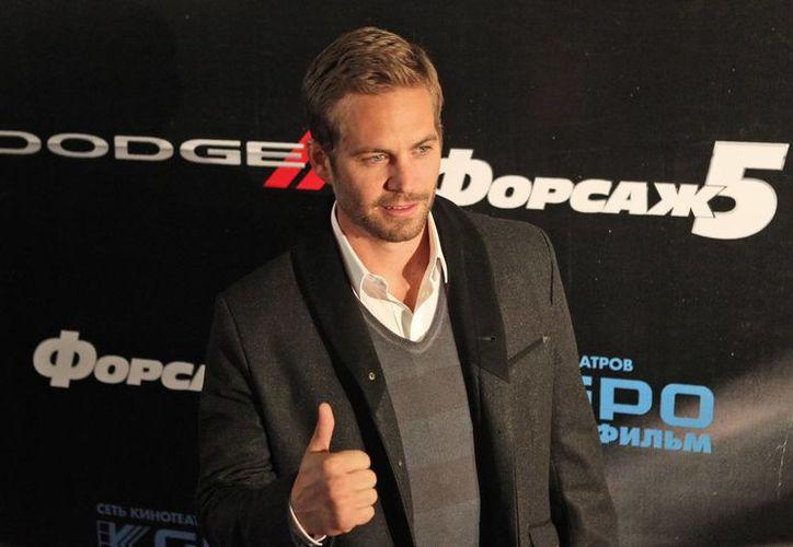 El deceso de Walker ha obligado al estudio Universal a suspender indefinidamente la producción de la séptima entrega de Fast and Furious. (Archivo/EFE)