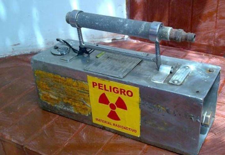La Policía Federal decomisó una caja que contenía una fuente radioactiva con Iridio-192 en la carretera Ciudad Valles-Tampico. (Imagen de contexto/ Agencias)