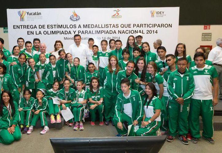 Entre los atletas yucatecos más ganadores en Olimpiadas están los arqueristas, ajedrecistas y esgrimistas. (Milenio Novedades)