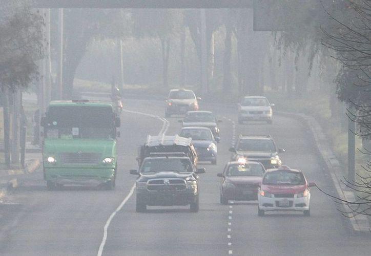 Los cambios de placas de vehículos no serán enteramente obligatorios en el Distrito Federal, dio a conocer el titular del Gobierno, Miguel Mancera. (Notimex)