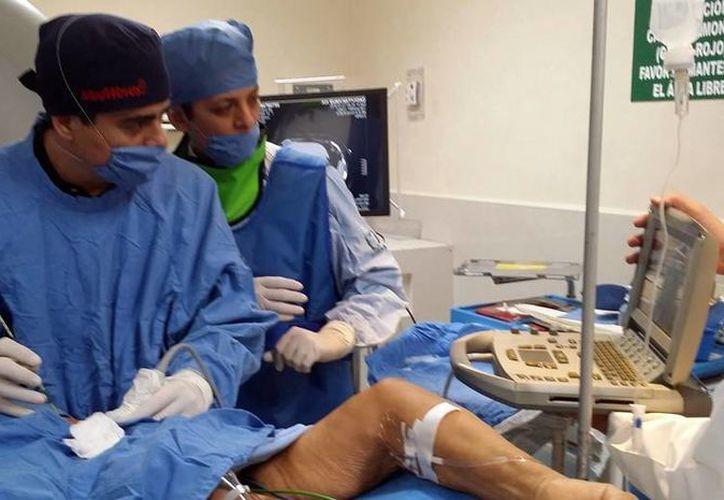 Yucatán comienza a destacar por el nivel médico con el que se practican las cirugías. Hay por lo menos 2 casos de operaciones que se realizaron en hospitales públicos y que sólo podían hacerse en hospitales privados. (Milenio Novedades)
