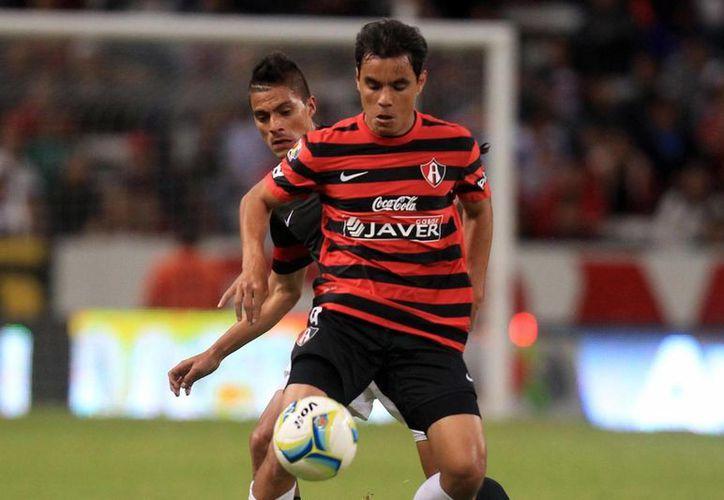 Omar Bravo ofreció una conferencia de prensa para hablar de su retorno a la Selección. (Notimex)