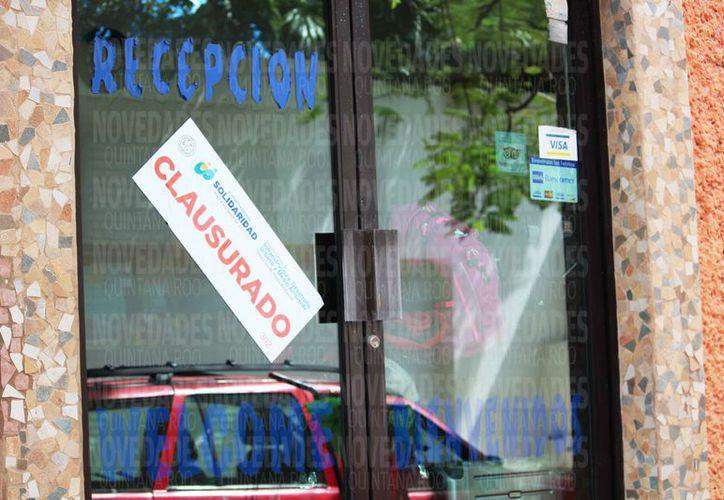 Las acciones de clausura fueron el pasado domingo. (Octavio Martínez/SIPSE)