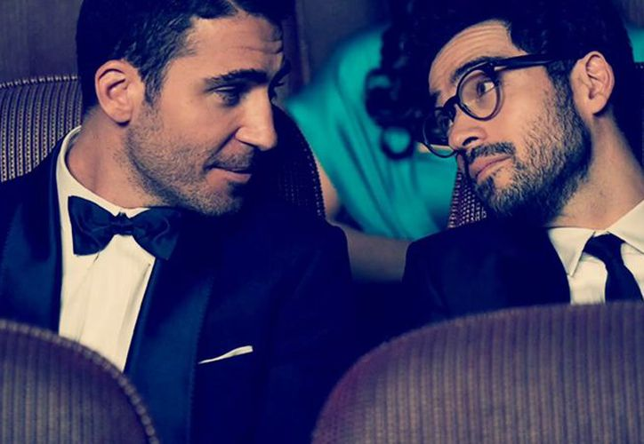 Miguel Ángel Silvestre habla de sus escenas gay en 'Sense8' con Alfonso Herrera. (Contexto/Internet).