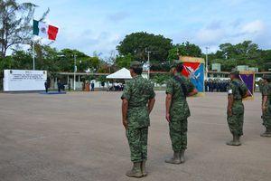 Estrenan comandante en la 34 Zona Militar