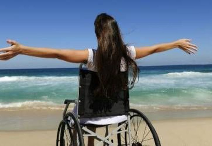 Aseguran que Cancún no está preparado para un trato y convivencia óptima para las personas con discapacidad. (Salud180.com)