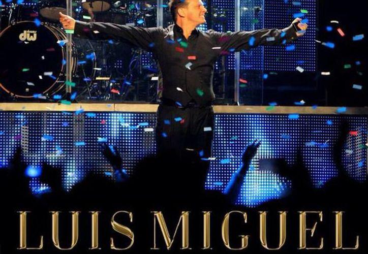 "El cantante trae a sus fans el show ""The Hits Tour"". (Internet)"