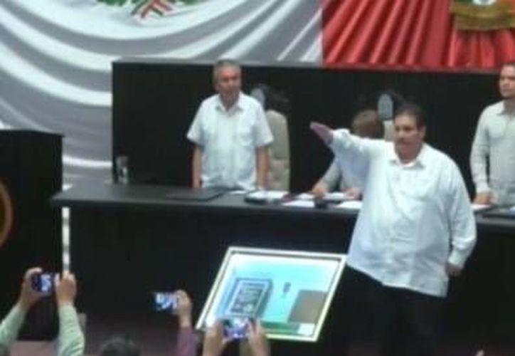 Miguel Angel Pech Cen es el nuevo titular de la Fiscalía General del Estado. (Redacción/ SIPSE)