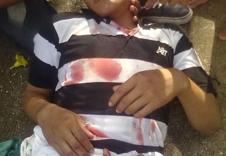 El 75 por ciento de las muertes de jóvenes menores de 20 años son ocasionadas por violencia y pandillerismo, señala Unicef. Imagen de contexto solo para fines ilustrativos. (Archivo/SIPSE)