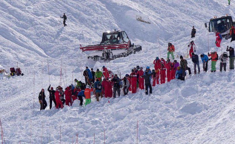Del grupo afectado formaban parte un total de seis personas, entre ellas cinco excursionistas y su guía. (Foto: El País)