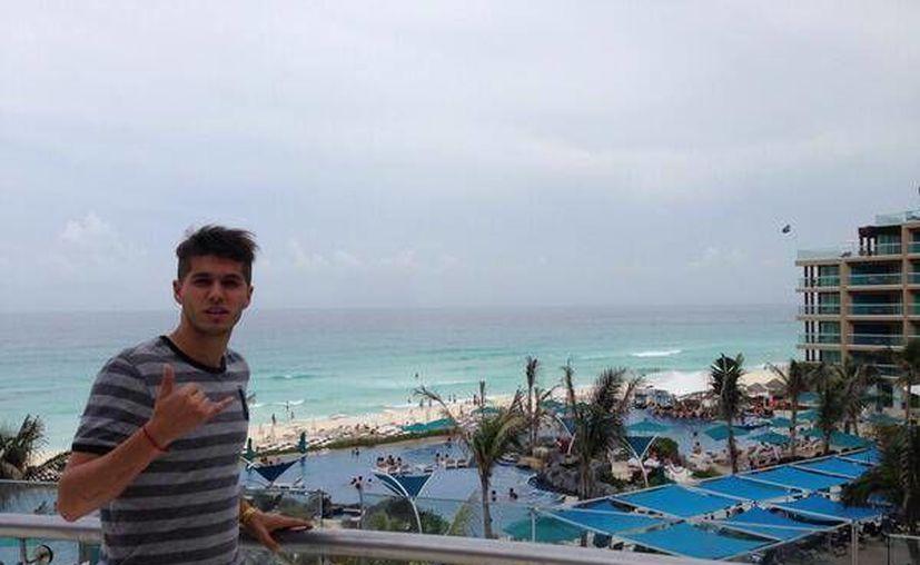 Fuentes cercanas al equipo revelaron que quien habría tenido el incidente con el jugador en el hotel en el que se hospedaba, fue Miguel Ángel Couchonal Jr. (Twitter: @PatoRo10)