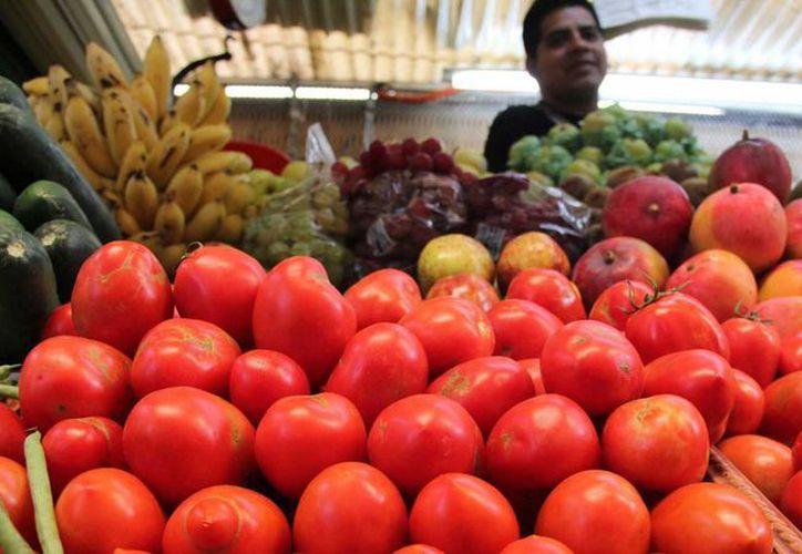 El índice de precios al consumidor de la canasta básica obtuvo un crecimiento de 0.55 por ciento en marzo de 2015. (tierrafertil.com.mx)