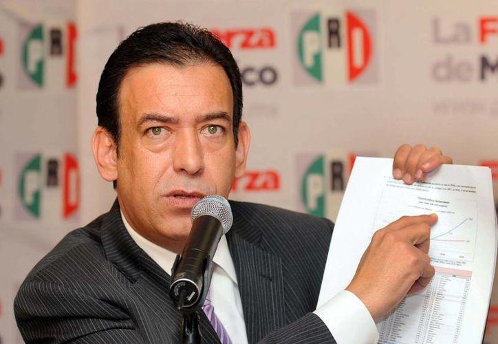A Humberto Moreira se le acusa de lavar cientos de miles de euros mientras vivió en España, concretamente en Barcelona. (Archivo/SIPSE)