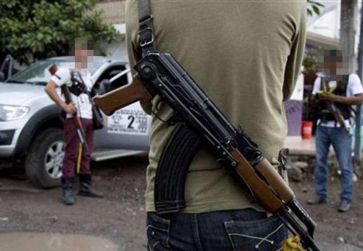 Los cinco hombres fueron encontrados culpables de matar a tres sujetos en Ciudad Juárez, Chihuahua. (Archivo/Agencias)