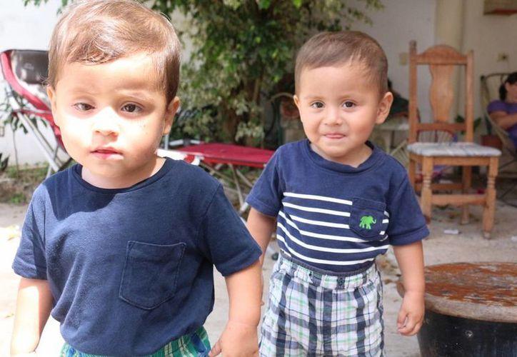Los dos bebés deben tener un adulto responsable en el hospital. (Adrián Barreto/ SIPSE)