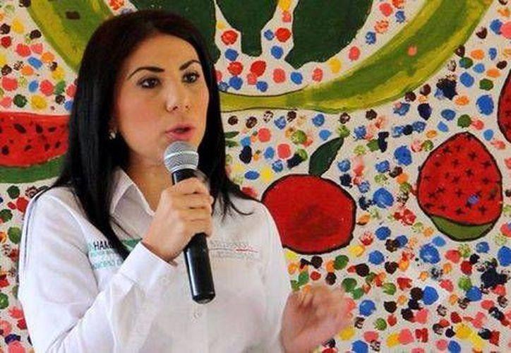 Noemí Galindo Ponce, delegada de Sedesol en Nayarit, fue involucrada en la promoción del voto en Nayarit. (Milenio)