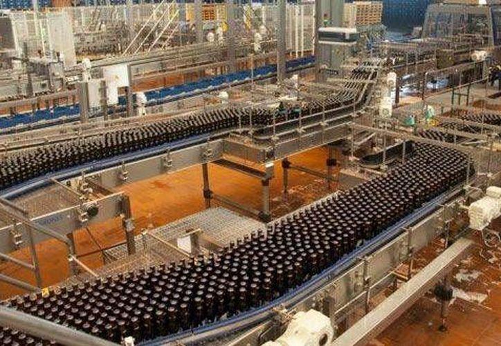 Este jueves se confirmó que la empresa Envases Universales se establecerá en Yucatán. Fabricará latas para cerveza, refrescos y jugos, tanto de los que se consumen en México como en Cuba. (mercopress.com/Foto de contexto)